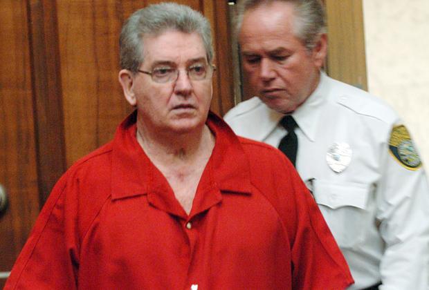 Бывший агент ФБР Джон Коннолли, осужденный за сотрудничество с мафией. 15 января 2009 года