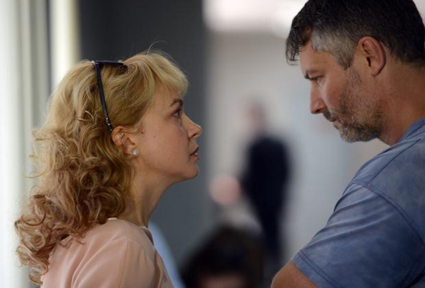 Аксана Панова и Евгений Ройзман