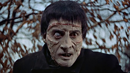 Монстр Франкенштейна из фильма «Проклятие Франкенштейна», 1957