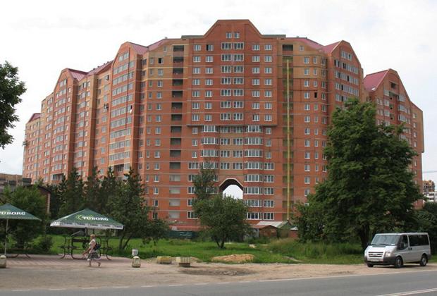 ЖК «Горки-Фаворит» в поселке Горки-10 Московской области на Рублево-Успенском шоссе