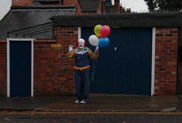 Клоун из Нортгемптона