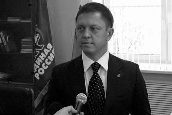 Олег Дергилев