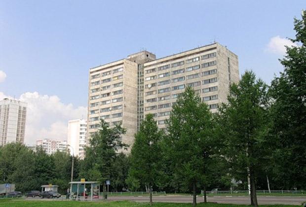 Студенческий городок РНИМУ имени Пирогова