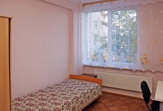 Комната в общежитии МГРИ-РГГРУ