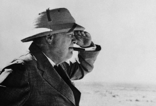 Уинстон Черчилль, 1942