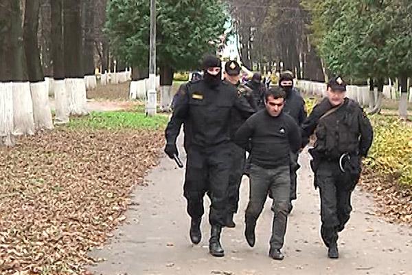 Задержание Орхана Зейналова