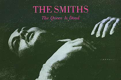 Обложка альбома «The Queen Is Dead» группы The Smiths