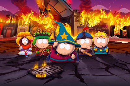 Арт к South Park: The Stick of Truth