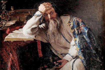 Портрет Ивана Грозного работы Клавдия Лебедева