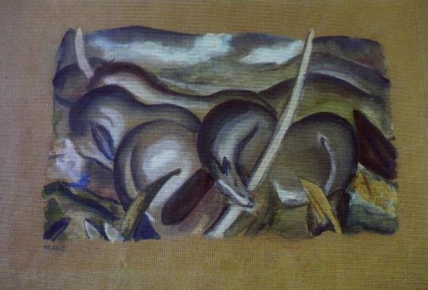 Картина немецкого художника Франца Марка
