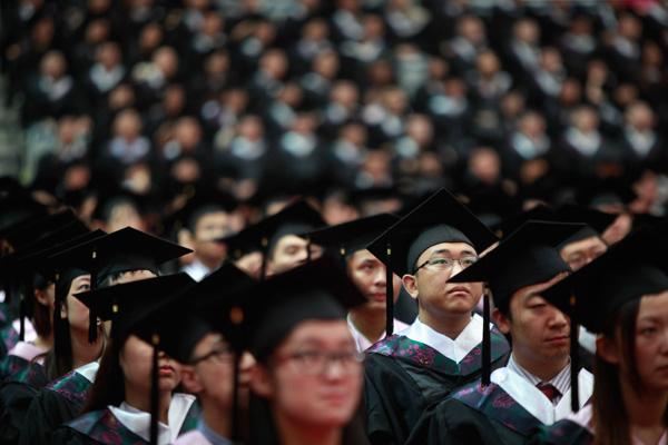 Выпускники Фуданьского университета