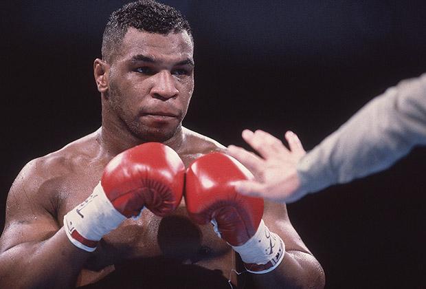 Майк Тайсон, 1990 год
