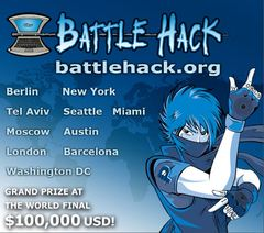 Анонс конкурса Battle Hack Series