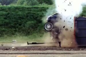 Кадр из программы «Fifth Gear»