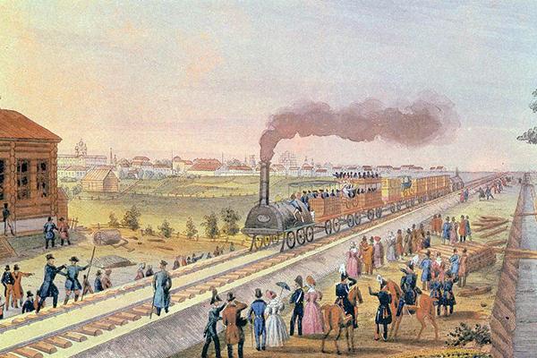 Царскосельская железная дорога