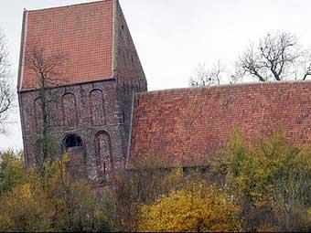 Церковь в Зуурхузене. Фото с сайта telegraph.co.uk
