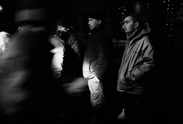 «Ночной автобус» (проект благотворительной организации «Ночлежка», 2005 год)