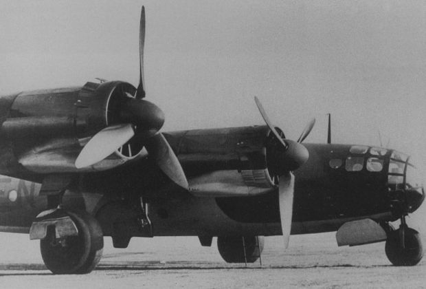 Me.264 прототип V1