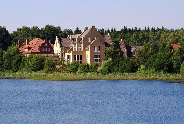 Поселок «Бельгийская деревня»