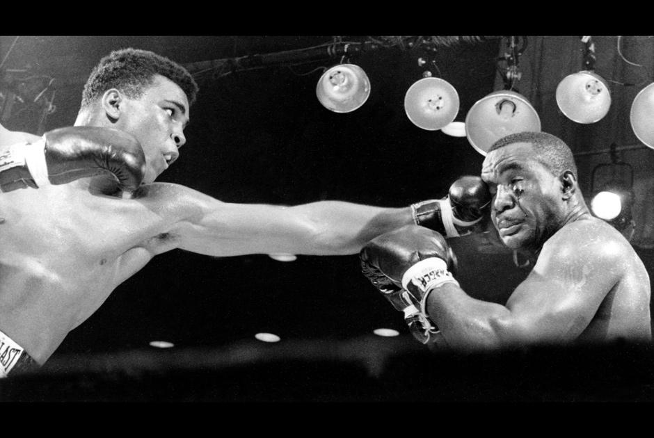 25 февраля 1964 года. Бой Санни Листон — Кассиус Клей