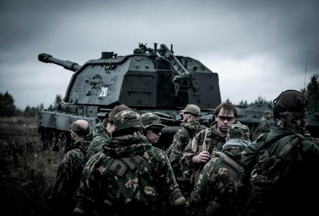 Военно-тактическая игра «ЗАРЯ» — «Таманский прорыв»