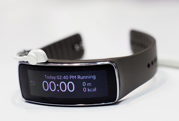 Браслет Samsung Gear Fit