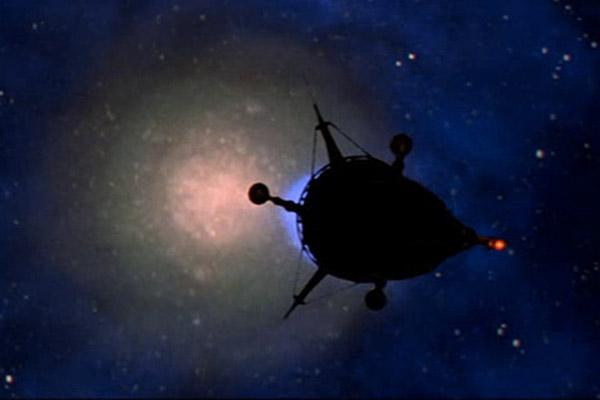 Кадр из фильма «Черная дыра»