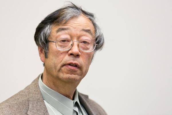 Дориан Сатоси Накамото