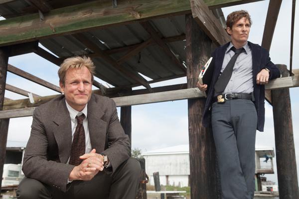 Кадр из сериала «Настоящий детектив»