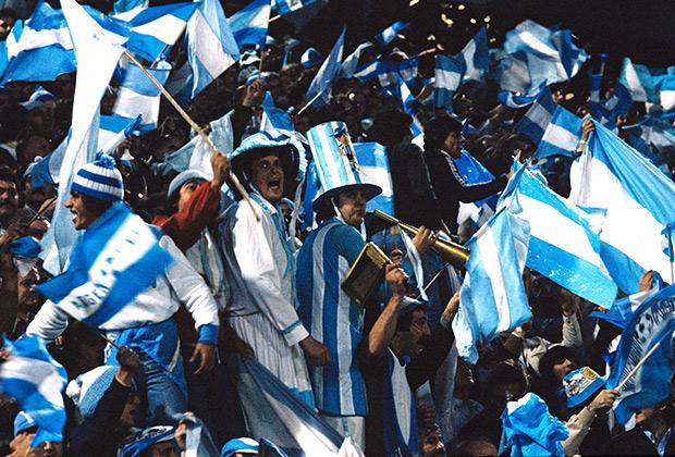 Победа в финале ЧМ-78 позволила аргентинцам хоть ненадолго забыть о проблемах страны