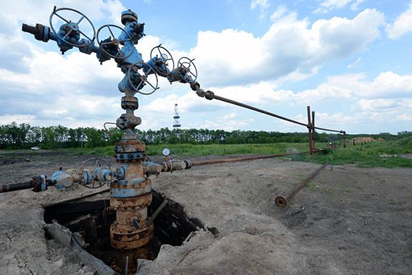 Юзовское месторождение сланцевого газа, Харьковская область