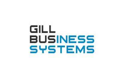Логотип компании Gill Business Systems
