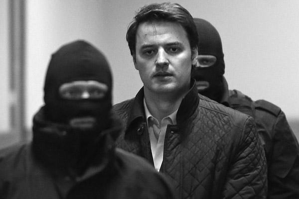 Борис Колесников в Басманном суде, 10 апреля 2014 года
