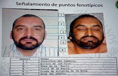 Лидер мексиканского наркокартеля «Рыцари ордена тамплиеров» Энрике Планкарте