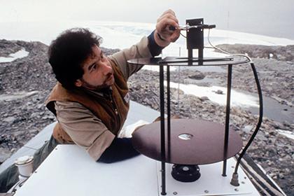 УФ монитор на Южном полюсе
