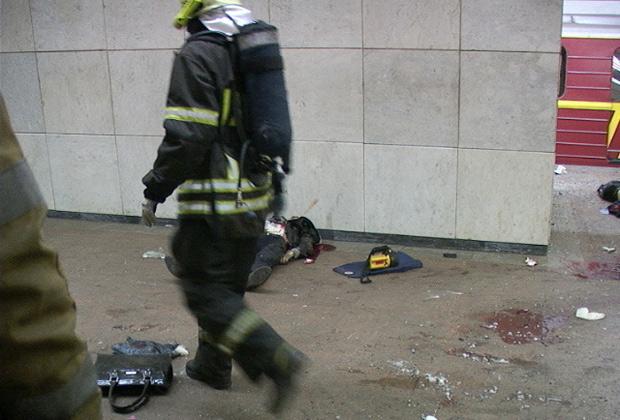 Взрыв на станции метро «Лубянка», 29 марта 2010 года