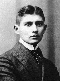 Еврей-ашкеназ Франц Кафка