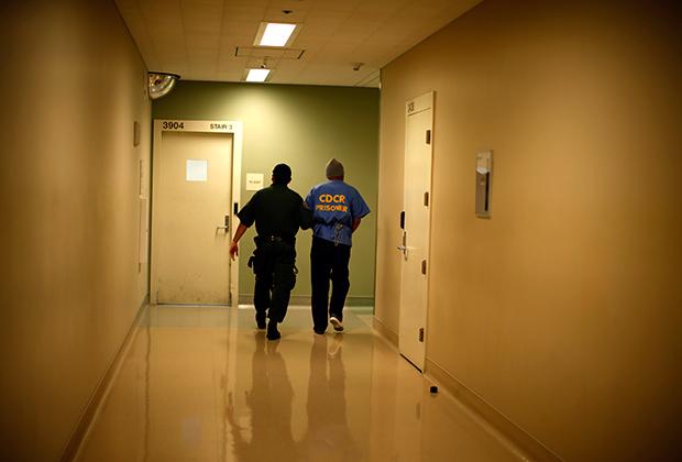 Приговоренный к смертной казни (тюрьма Сан-Квентин, Калифорния)