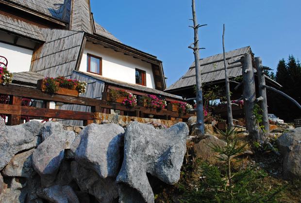 Частные дома на курорте Копаоник в Сербии