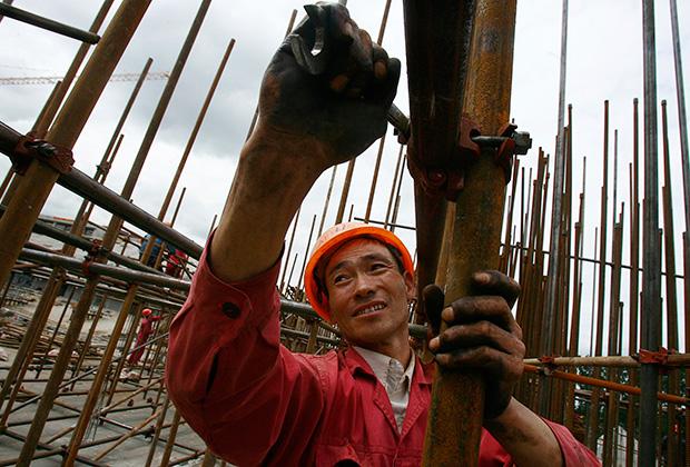 Китайский рабочив в Коста-Рике