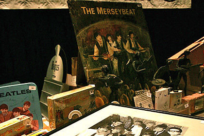 Аукцион Annual Liverpool Beatles Auction, архив
