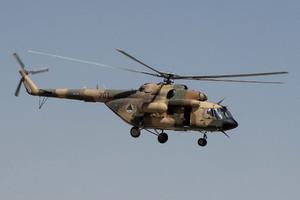 Ми-17В-5 ВВС Афганистана