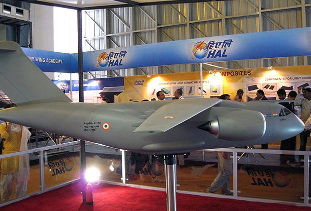 Самолет Ил-214/МТС-МТА