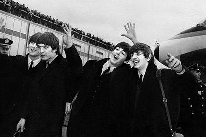The Beatles, 1964 год