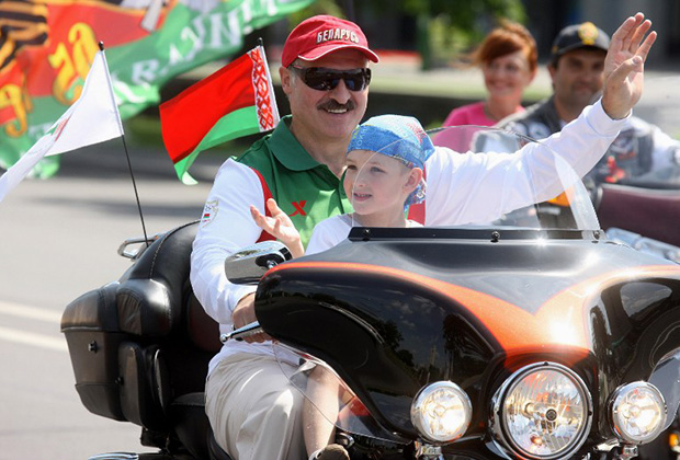 Александр Лукашенко, 18 июля 2009 года