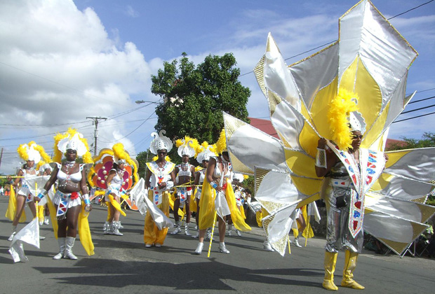 Карнавал на острове Санта-Крус, Виргинские острова