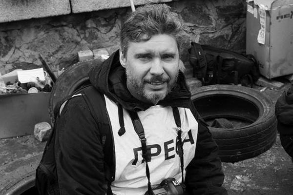 Андрей Стенин, 16 июля 2014 года