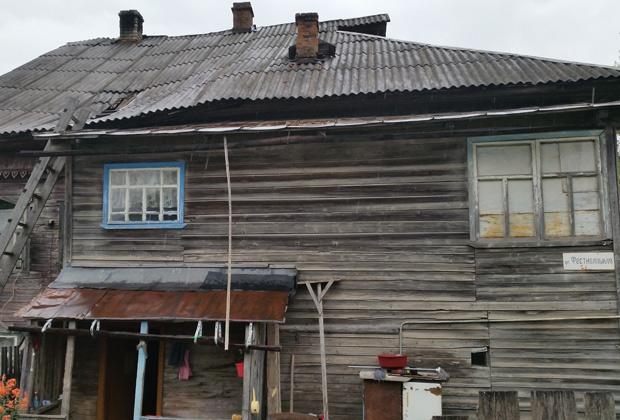 Дом, в котором семья Зарубиных жила последние 5 лет