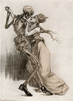 Немецкое танго. 1916 год