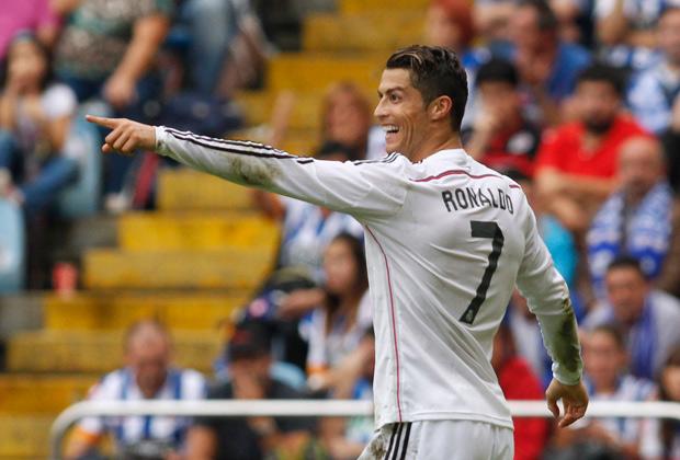 Мадридский «Реал» является одним из самых прибыльных с точки зрения ТВ-прав клубов мира